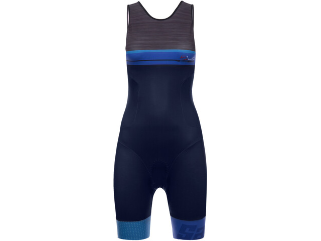 Santini Sleek Plus 776 Sleeveless Trisuit Women turquoise